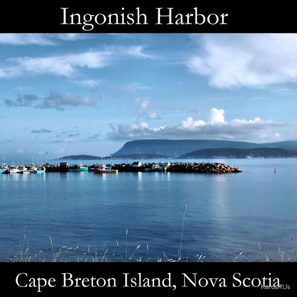 Ingonish Harbor by KardsRUs