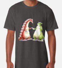 Dino parents Long T-Shirt