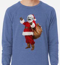 Karl Marx Vater Weihnachten Leichter Pullover
