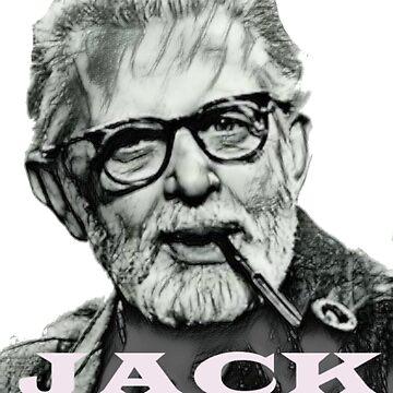 Jack Hargreaves by halibutgoatramb