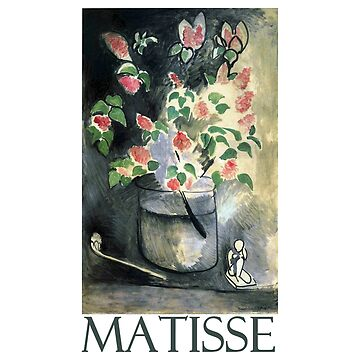 Branch of Lilacs (1914) by Henri Matisse by Chunga