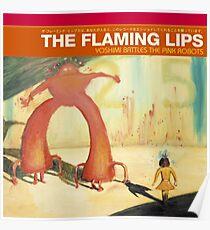 Flaming Lips - Yoshimi Battles the Pink Robots Poster