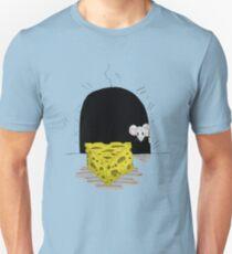 mousetrap...  Unisex T-Shirt