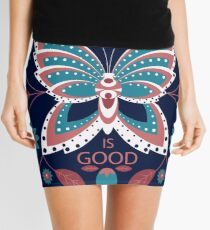 Change is Good - Winter Palette Mini Skirt