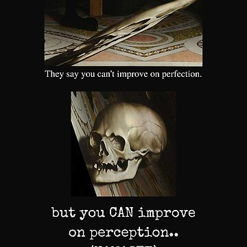 Perception not Perfection can be improved upon by ReikiRicci