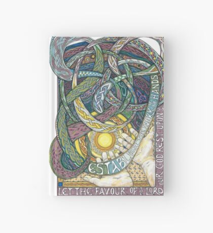 Work of Our Hands Hardcover Journal