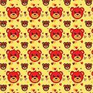 Teddy Bear by bettinadreier75