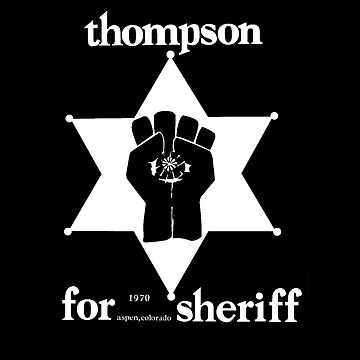 Thompson for Sheriff  by pepperypete