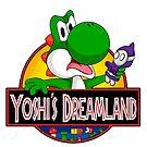 « Yoshi's Dreamland » par owlinthepicture