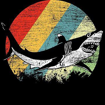 Sharks fish by GeschenkIdee