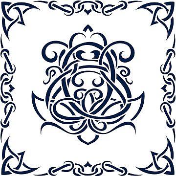 Ornament design by stylebytara