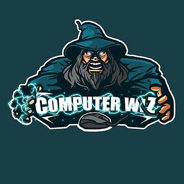 Computer Wiz by AndreusD