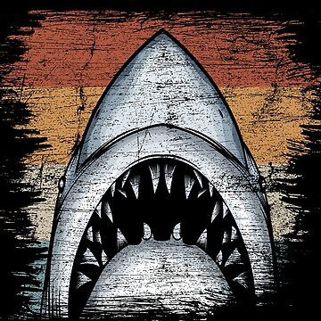 Shark killer by GeschenkIdee