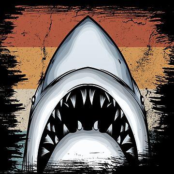Shark predator by GeschenkIdee