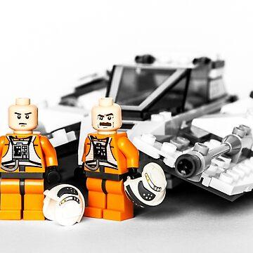 Rebel Pilots by wrottenburg