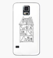 Little Dollhouse  Case/Skin for Samsung Galaxy