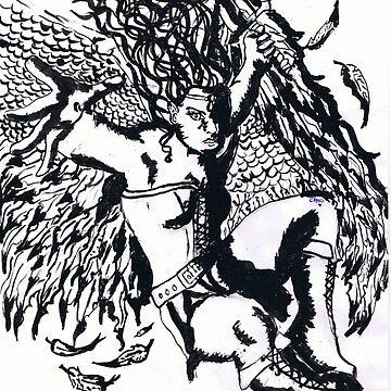 Hell has no fury by mindwalker13
