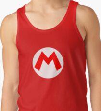 Super Mario Mario-Symbol Tank Top