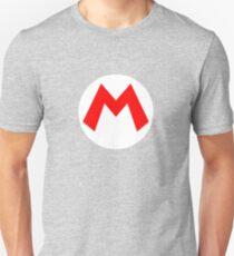 Super Mario Mario Icon Unisex T-Shirt