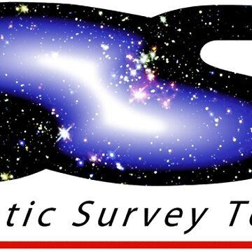Large Synoptic Survey Telescope Logo by Spacestuffplus