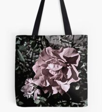 Ballerina Roses Tote Bag