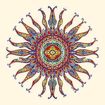 Sun Salutation by gretzky
