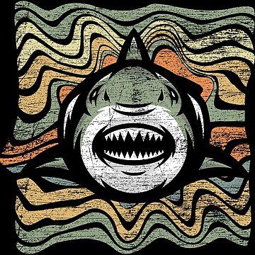 Hai hunter by GeschenkIdee