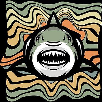 shark by GeschenkIdee
