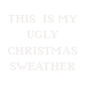 This is my Ugly christmas sweather by helgema