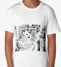 Abandoned village Long T-Shirt