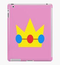 Super Mario Peach Icon iPad Case/Skin