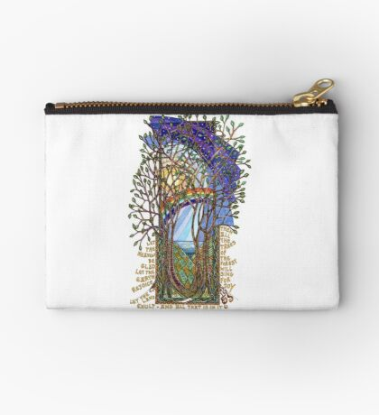 Sing for Joy - Psalm 86 Studio Pouch