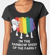 I'm The Rainbow Sheep Of The Family T-Shirt Women's Premium T-Shirt