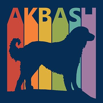 Funny Cute Akbash Dog by polveri