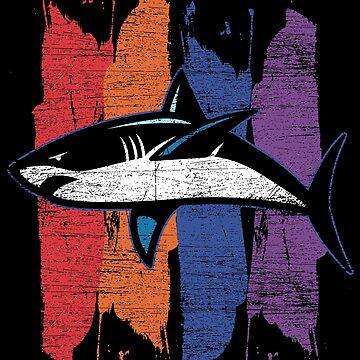 Shark ogre by GeschenkIdee