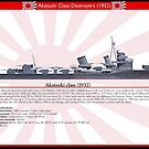 Akatsuki class (1932) by TheCollectioner