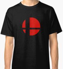 Super Smash Bros Icon Classic T-Shirt