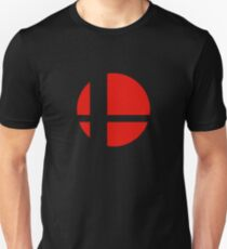 Super Smash Bros Icon Slim Fit T-Shirt