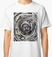 The Hypnotic Vortex of Things Classic T-Shirt