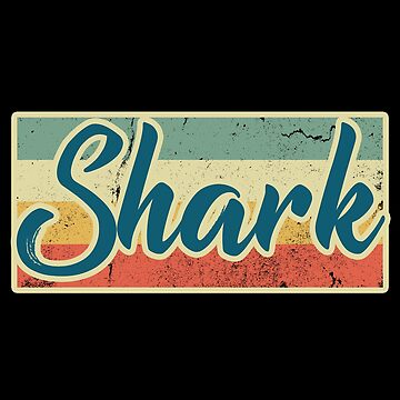 Shark predatory fish by GeschenkIdee