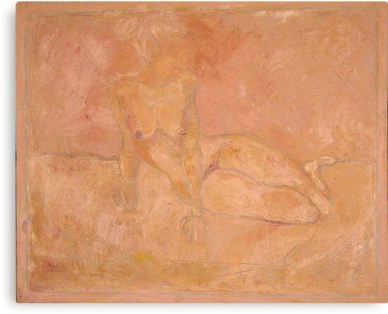Goddess of Dawning by Glen Ladegaard AUSTRALIA