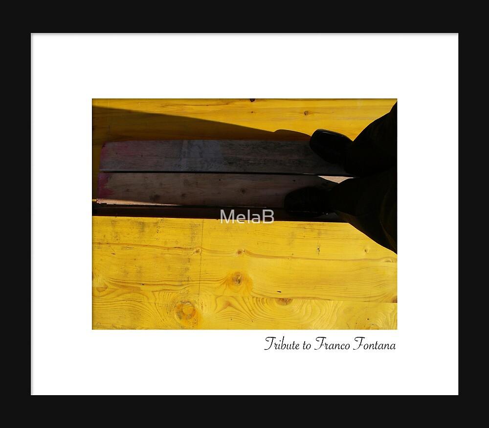 November - Franco Fontana by MelaB