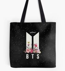 BTS: Beyond The Scene (Night Version) Tote Bag