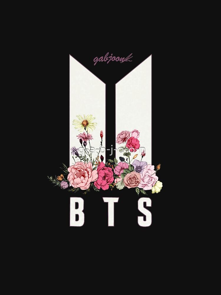 BTS: Jenseits der Szene (kein Hintergrund) von g-a-b-j-o-o-n
