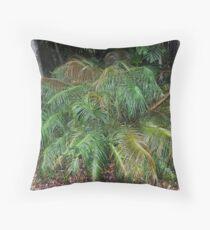 Ceratozamia kuesteriana Throw Pillow