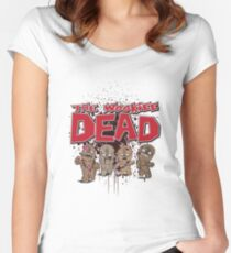 The Wookiee Dead Women's Fitted Scoop T-Shirt
