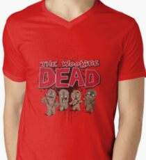 The Wookiee Dead Mens V-Neck T-Shirt