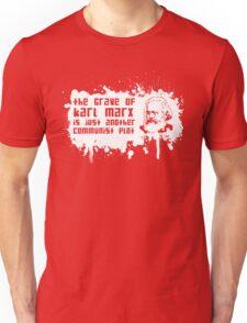 Another Communist Plot... (White Print) T-Shirt
