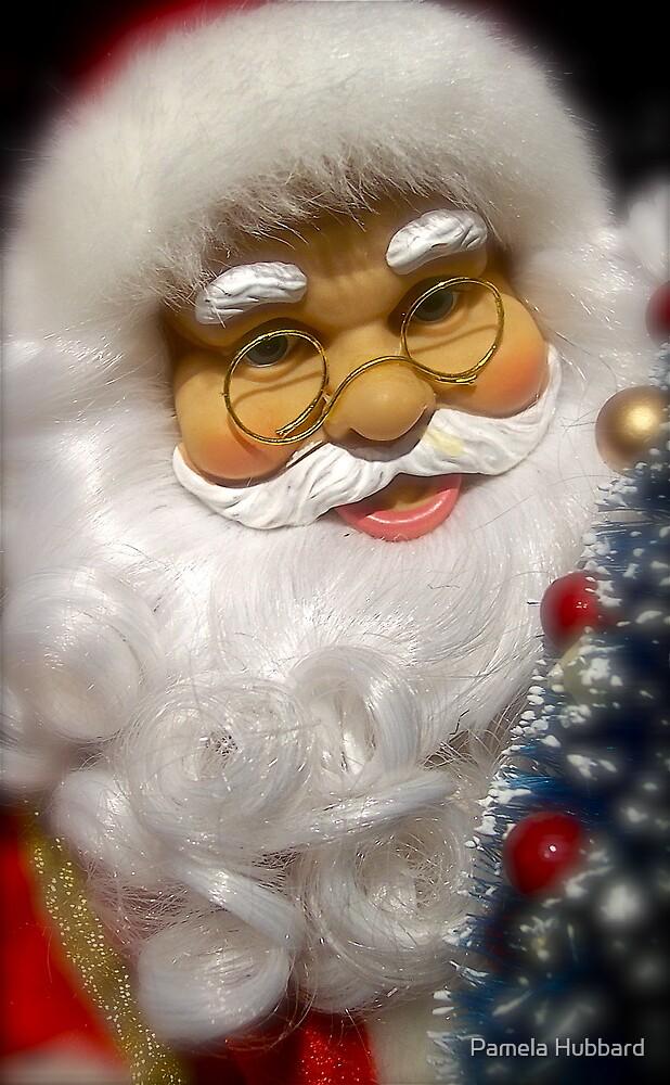 Ho Ho Ho Merry Christmas by Pamela Hubbard