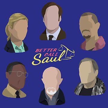 Better Call Saul by yowisy